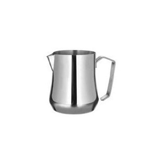 Motta Stainless Steel Tulip Milk Pitcher/Jugs, 17-floz / 50-cl