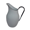 Emalia Olkusz 1907 Enameled Hand-Finished Pitcher (Different Colors)