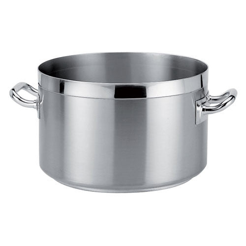 Piazza 5 Stars Stainless Steel Stew Pan / Stock Pot, 6.7-qt