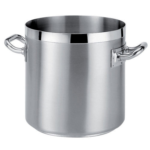 Piazza 5 Stars Stainless Steel Stew Pan / Stock Pot, 11.5-qt