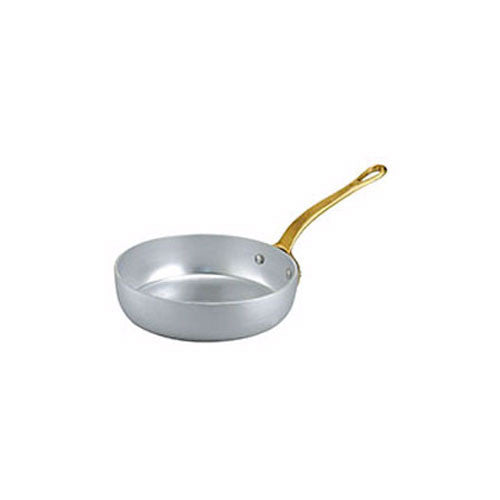 Ottinetti Brushed Aluminum Skillet With Copper Handle, 14-cm / 5.5-in