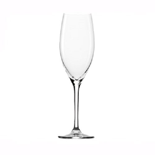 Stolzle Champagne Glass, Set of 6. S2000029