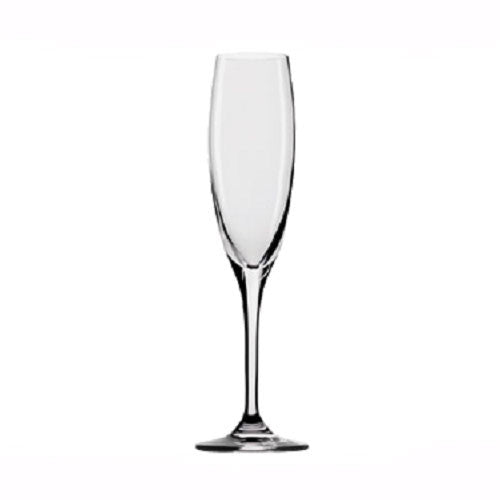Stolzle Flute Champagne Glass, Set of 6. S2150017