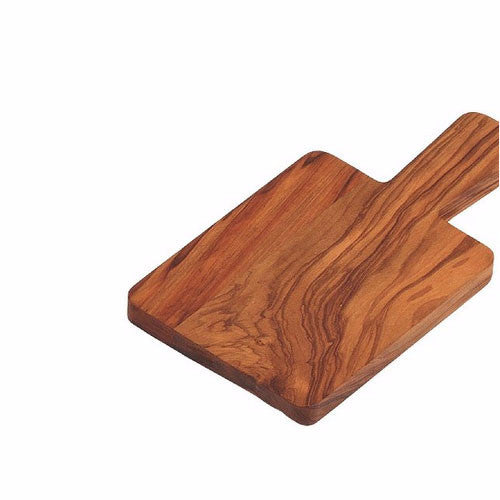 Bisetti Olive Wood Cutting Board, Small