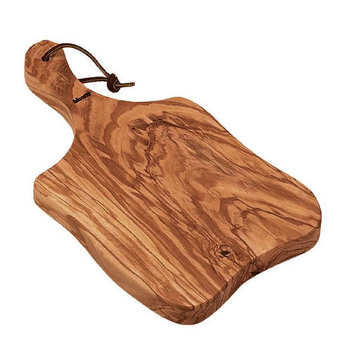 Bisetti Rustic Olive Wood Cutting Board (Three Sizes)