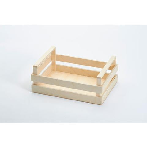 Bisetti Pallet Wood Box/Tray (Three Sizes)