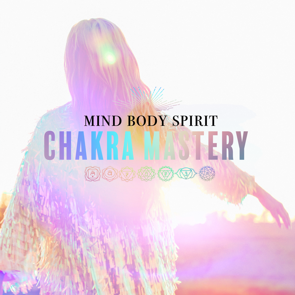 CHAKRA MASTERY: The Ultimate Journey to Self Discovery!