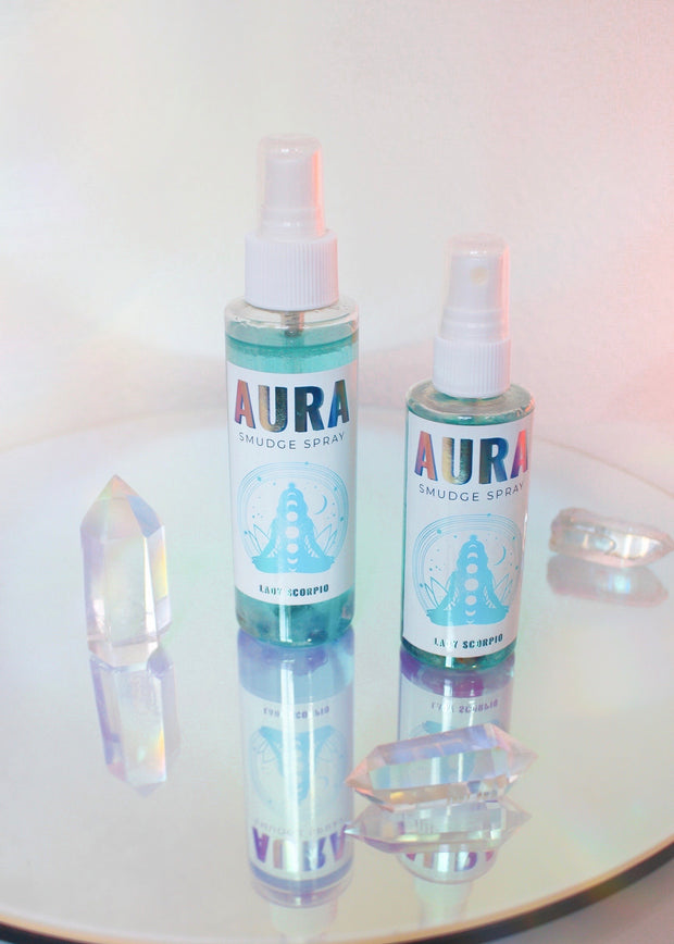 Aura Smudge Spray