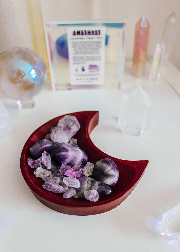 Amethyst Crystal Bundle