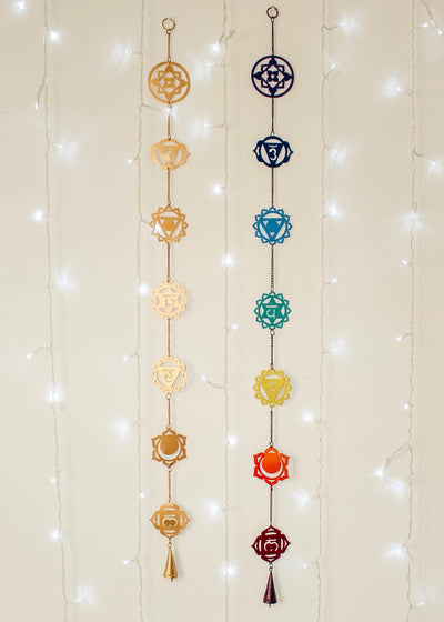 Chakra Magic Wall Hanging Decor