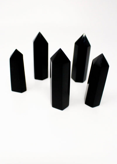 Black Obsidian Tower Point