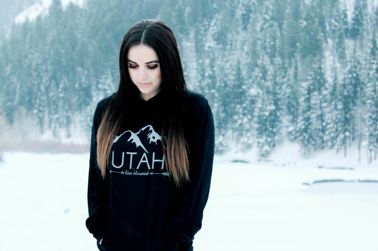 UTAH Live Elevated Hoodie - Lady Scorpio ♡ - 16