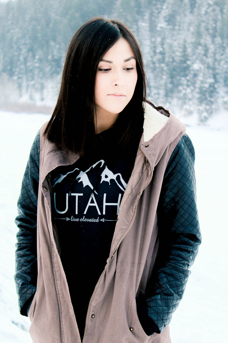 UTAH Live Elevated Hoodie - Lady Scorpio ♡ - 9