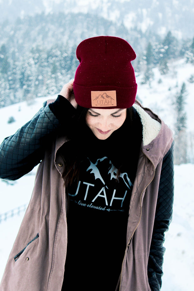 Utah Live Elevated Beanie - Lady Scorpio ♡ - 14