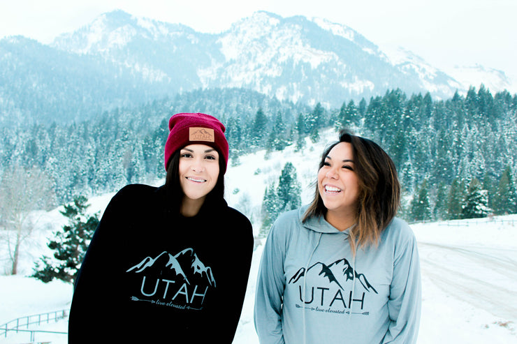 UTAH Live Elevated Hoodie - Lady Scorpio ♡ - 17