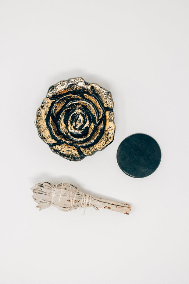 Mystic Rose Smudge Kit