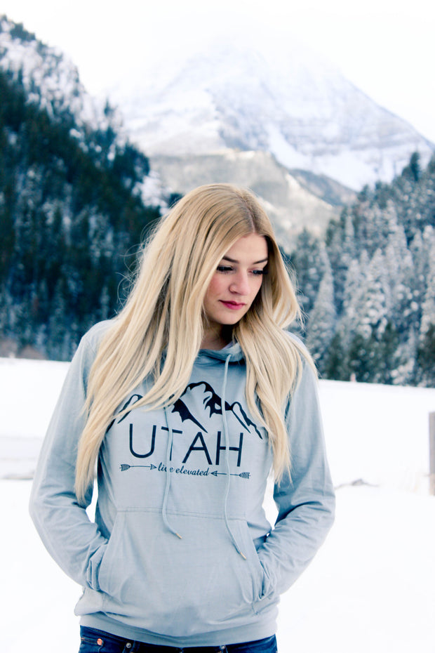 UTAH Live Elevated Hoodie - Lady Scorpio ♡ - 11