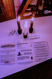 Black Magick Candle Ritual