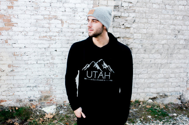 UTAH Live Elevated Hoodie - Lady Scorpio ♡ - 3