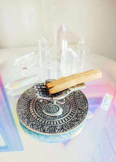 Healing Hands Incense Burner