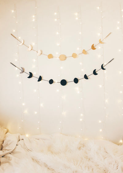 Lunar Phase Wall Hanging Decor