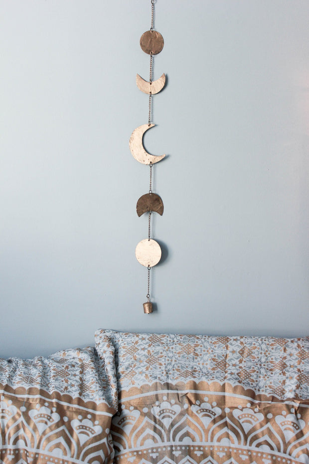 Moon Phases Wall Hanging Decor - Lady Scorpio ♡ - 2
