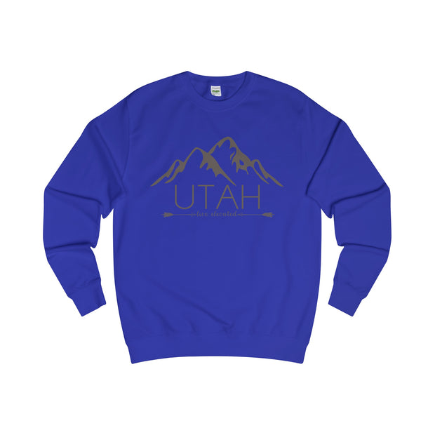Utah Live Elevated Crew Neck Sweater
