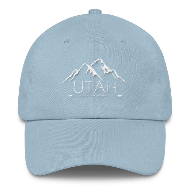 Utah Live Elevated Classic Dad Cap