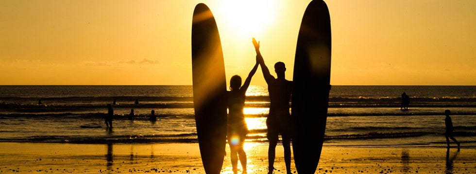 Best Coastal Towns For Surfing!!