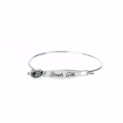 Beach Girl Band Bracelet