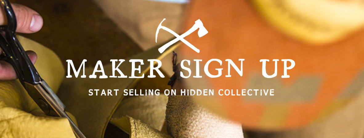 Maker Sign Up