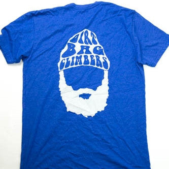 BLUE BEARD LOGO SHIRT