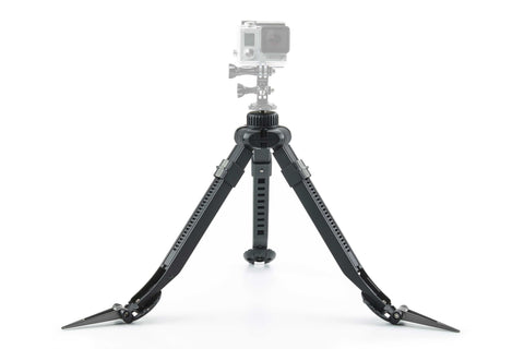 Pakpod Packable Tripod for GoPro/Smartphone/DSLR/Mirrorless/VR 360 - The World's Most Versatile Camera Mount