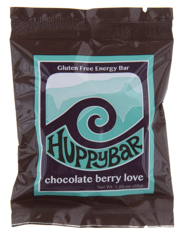 Chocolate Berry Love Gluten Free Whole Food Energy Bar-12 Bars