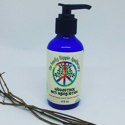 Woodstock Anti Aging Lotion