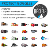 Goggle Lens Protectors for Ashbury