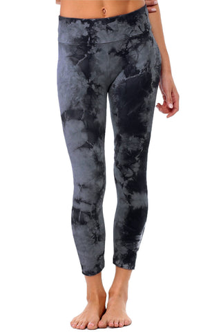 Organic Basic Capris- Crystal Washed