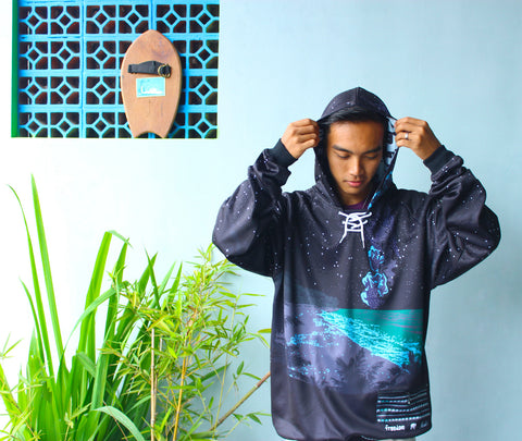 The Bio-Luminescence Hoodie (Hidden Collective Exclusive-Limited Edition)
