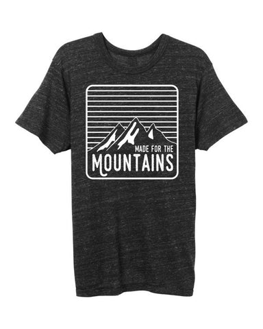 MADE FOR THE MOUNTAINS CREW TEE