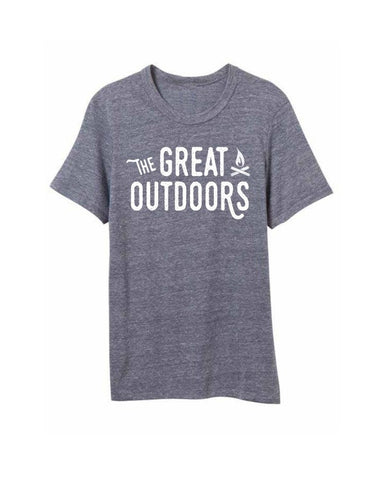 The Great Outdoors Crew Tee
