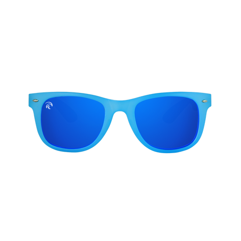 Waves Floating Sunglasses Clear Reflective