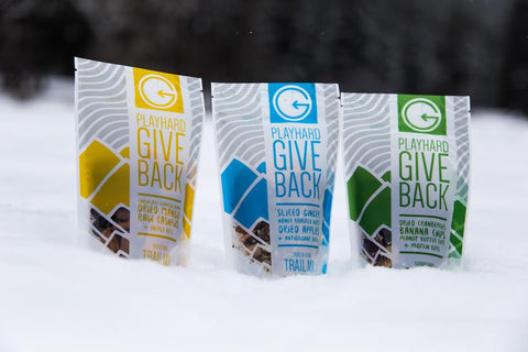 PlayHard GiveBack: Power Mix Variety Box (12-2.5 oz packages)