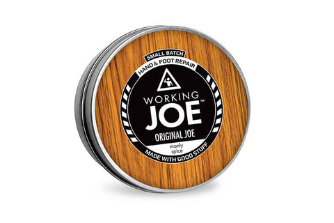 Original Joe - moisturizes, heals and protects your skin