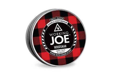 Woodsman - moisturizes, heals and protects your skin