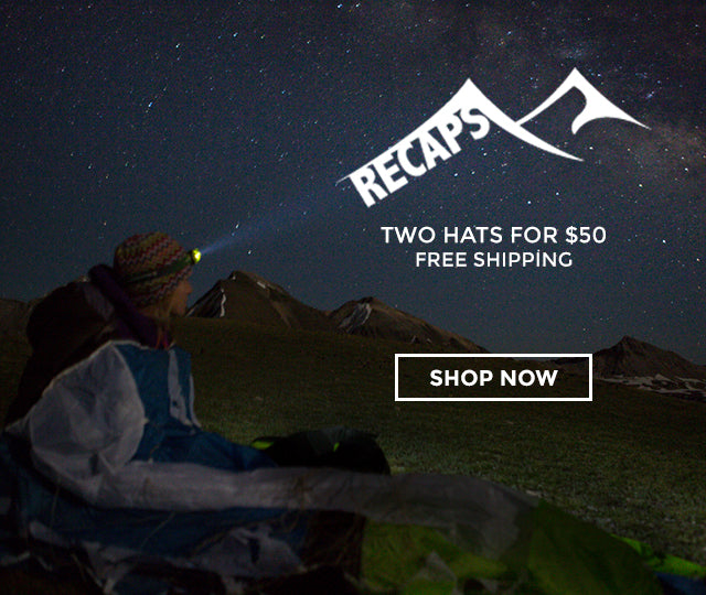 2 Hats for $50 & Free Shipping