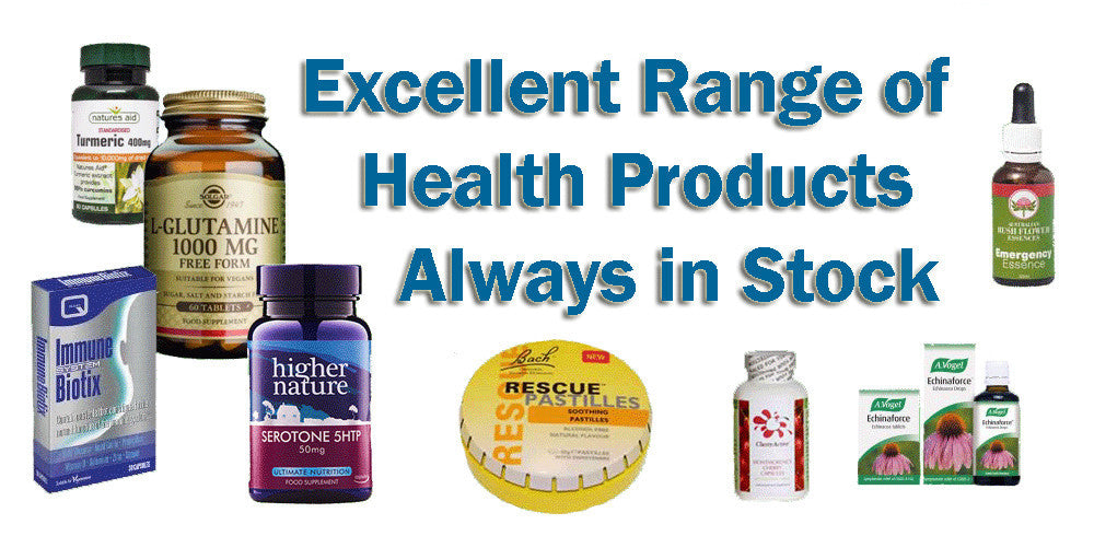 Excellent range of health products
