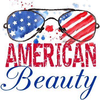 American Beauty Graphic Tee