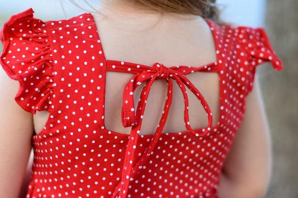 Red Dot Vintage Audrey Dress Set