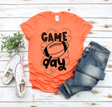 Game Day Graphic Tee {Adult Sizing} Kayla's T-Shirt Party