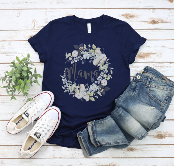 Winter Arctic Wreath Graphic Tee